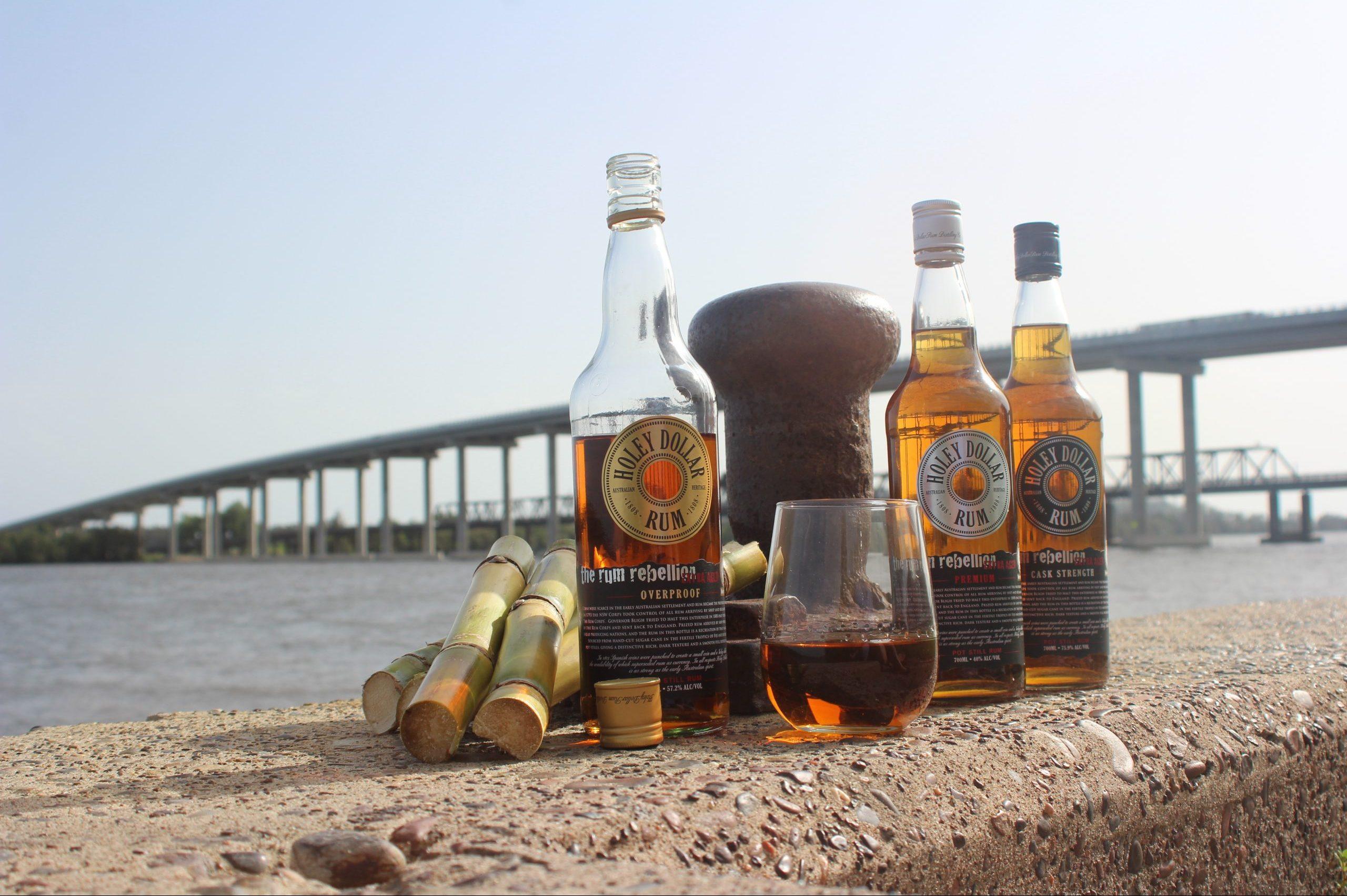 Holly Dollar Rum